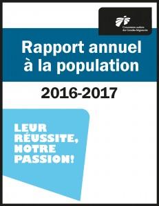 Rapport annuel 2016-2017_page 1 pour le Web