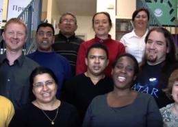 Élèves en francisation au Centre d'éducation des adultes L'Accore à Châteauguay