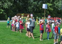 La rentrée scolaire à l'école primaire Daigneau à Napierville s'est inspirée des derniers jeux Olympiques en exploitant la thématique de la nouvelle année scolaire qui s'amorce : Voyager au cœur de nos apprentissages, un passeport pour la vie!