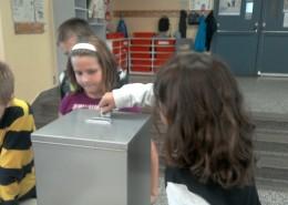 Les élections du conseil étudiant de l'école primaire Daigneau à Napierville ont eu lieu le 26 septembre dernier et se sont déroulées de manière très spéciale!