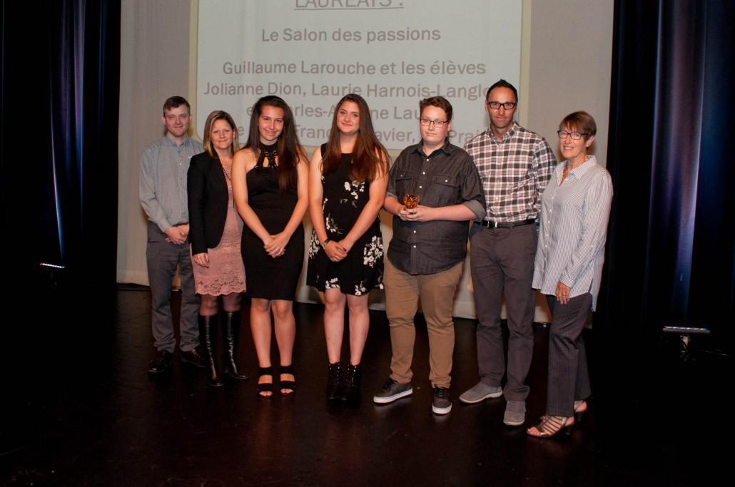 08_Soirée Reconnaissance 16-17_Prix Persévérance scolaire