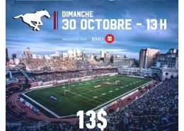 Partenariat Alouettes de Montréal