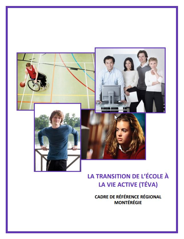 Transition de l'école à la vie active (TÉVA)