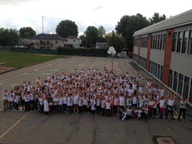 photo école SVCR - Édifice Clotilde-Raymond