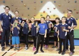 Bravo aux élèves de la compétition de Nawatobi à Saint-Philippe!