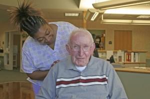 Photo SAE assistance à la personnes âgée