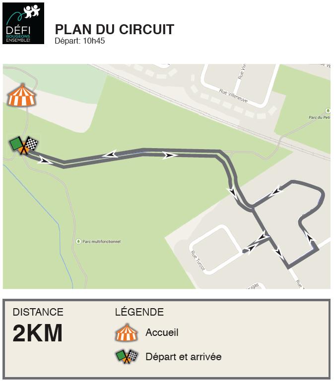 Défi BE_Parcours 02 km_édition 5