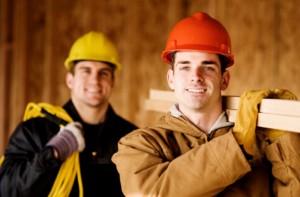 Photo SAE santé et sécurité sur les chantiers de construction