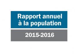 Le Rapport annuel de la CSDGS est en ligne. Visitez le www.csdgs.qc.ca/rapportannuel.