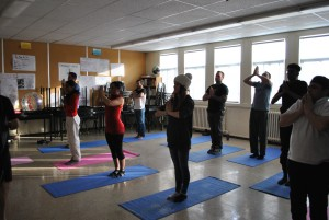 Bougeons en gang - CEAG - Yoga 02