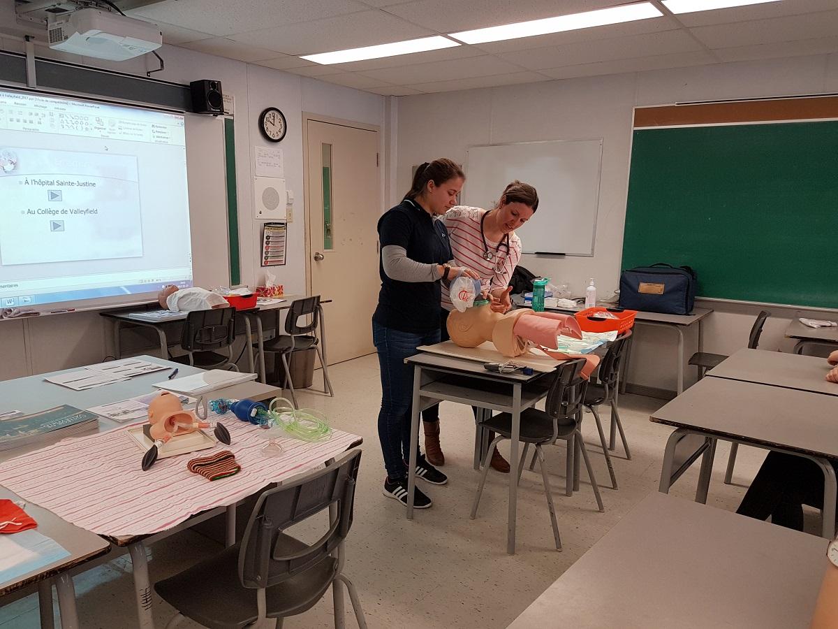 Atelier FP à Louis-Cyr - Inalothérapie 03