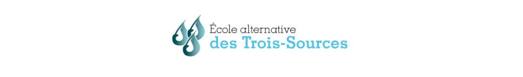 Logo école des trois-sources pour image à la une