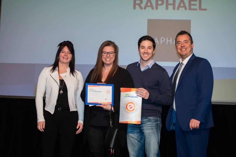 Lauréat_OSEntreprendre_volet entreprise 17-18_Accessoires Raphael