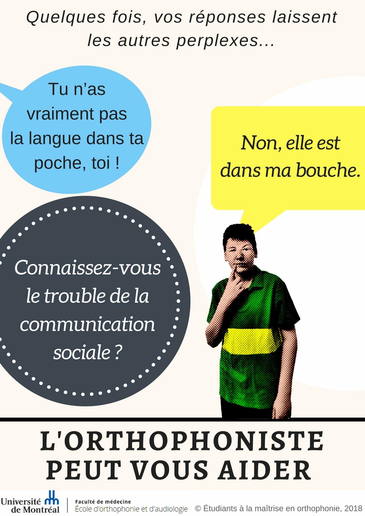 Affiche4 trouble de la communication sociale