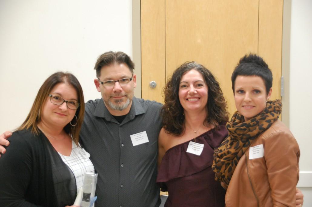 Photo Soirée des bénévoles Comité de parents 17-18_11