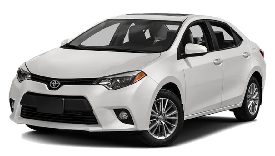 Toyota corolla 2016 cfcrs 17-18