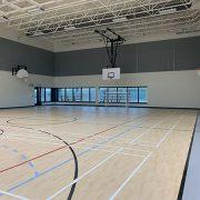 Photo du chantier École Saint-Viateur-Clotilde-Raymond 1 - Novembre 2020