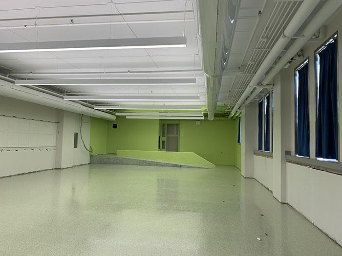 Photo du chantier École Saint-Viateur-Clotilde-Raymond 2 - Novembre 2020