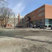 Photo du chantier École Saint-Viateur-Clotilde-Raymond 3 - Novembre 2020